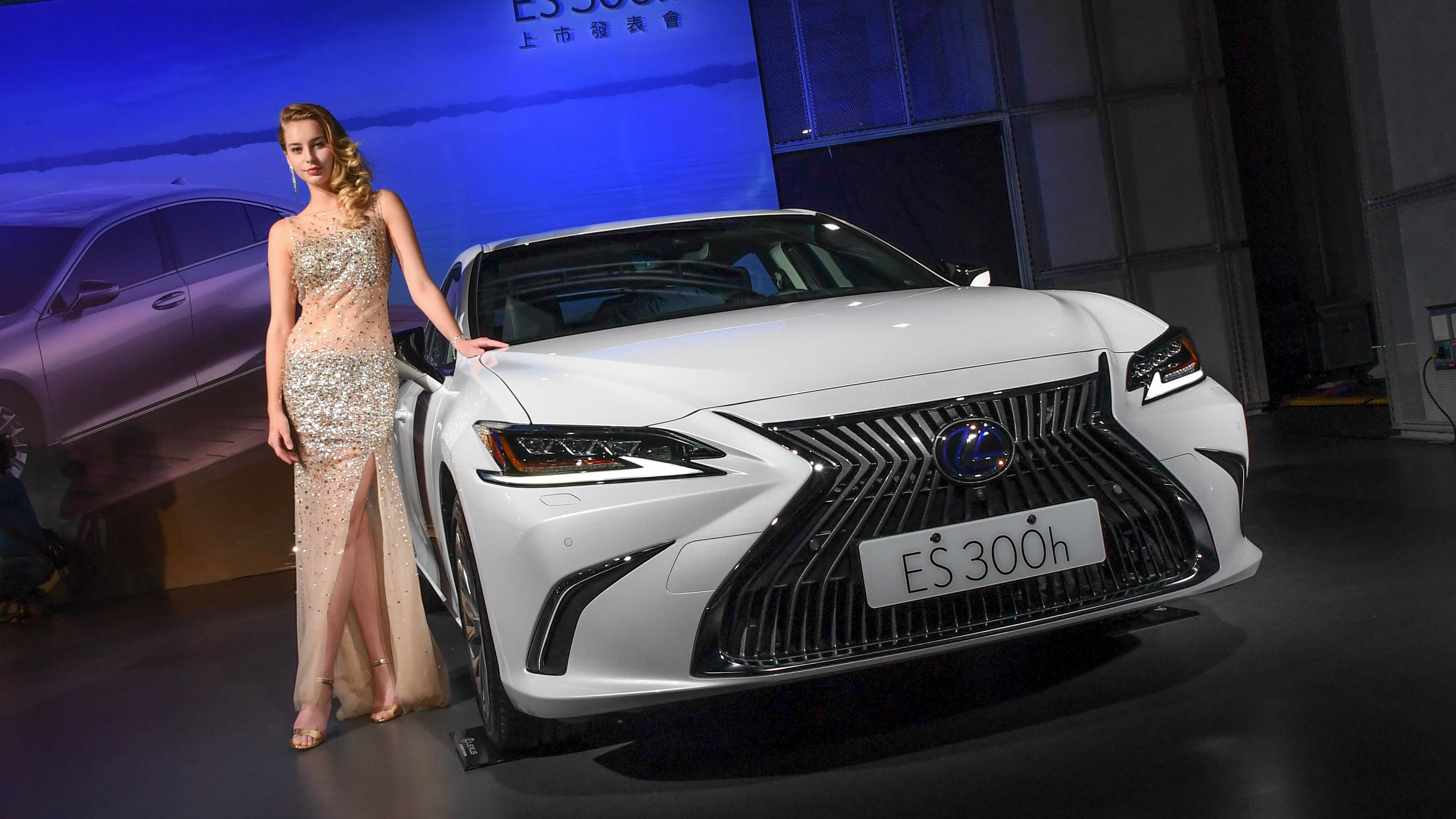 油電加持更舒適|Lexus ES 300h 上市發表會