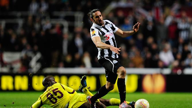 Newcastle United FC v FC Anji Makhachkala - UEFA Europa League Round of 16