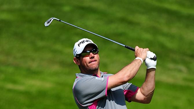 Golf - Lee Westwood File Photo
