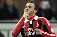 AC Milan 4-2 Catania: Quick-fire Pazzini double maintains Champions League charge