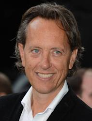 Richard E. Grant endured awkward interview with Donald Trump