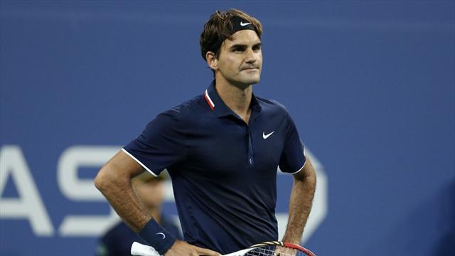 Federer dumped out of US Open by Berdych