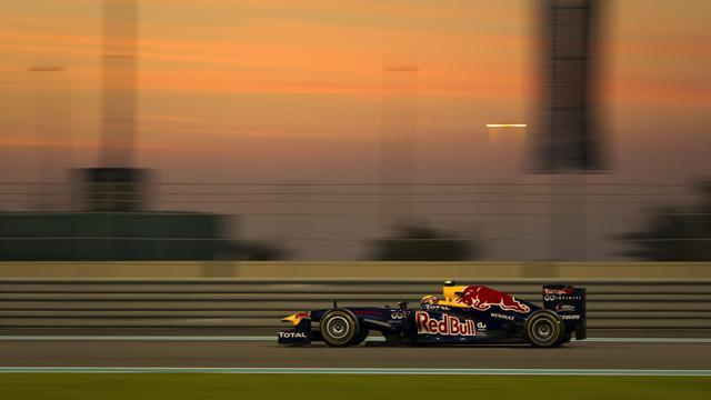 Formula 1 - Abu Dhabi GP: Race guide