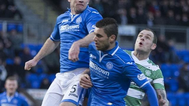 Scottish Premiership - Jahic absent for Saints