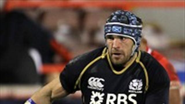Rugby - Scotland driven by pure desperation