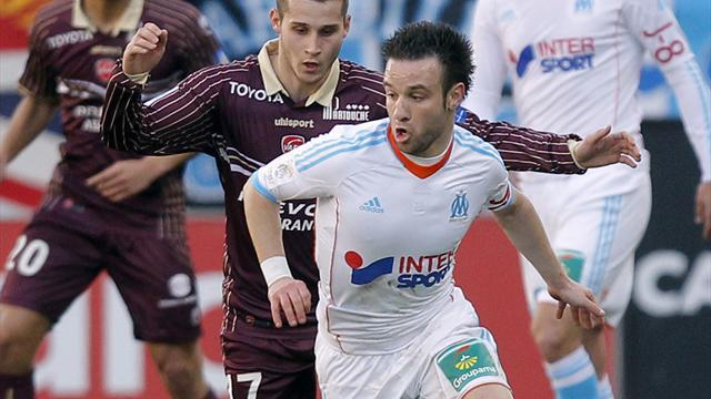 Ligue 1 - Marseille rely on strong defence in home straight