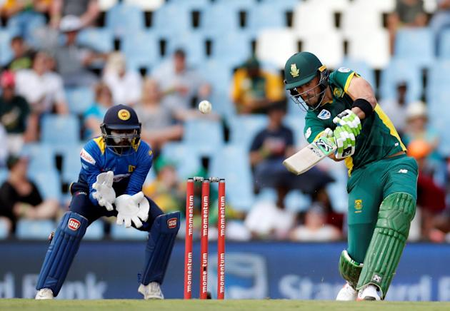 Cricket - South Africa v Sri Lanka - Fifth One Day International cricket match