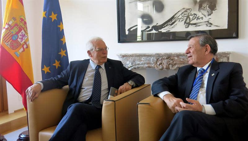 """Borrell lamenta que la relación entre la UE y Latinoamérica """"haya decaído"""""""