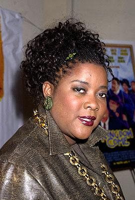 Premiere: Loretta Devine at the Hollywood premiere of Fox Searchlight's Kingdom Come - 4/4/2001