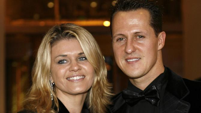 Formula 1 - Michael Schumacher 'cries when he hears voices of family'