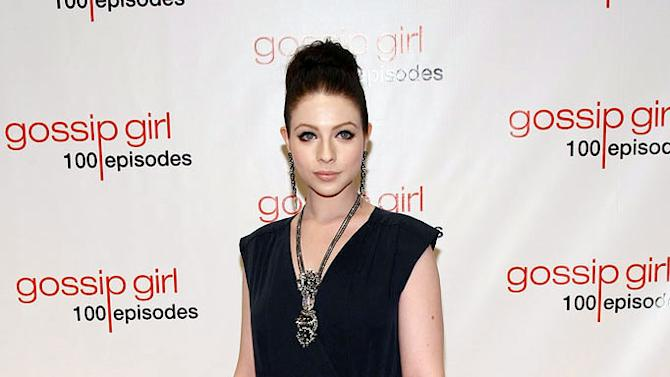"""Michelle Trachtenberg attends the """"Gossip Girl"""" 100 episode celebration at Cipriani Wall Street on November 19, 2011 in New York City."""
