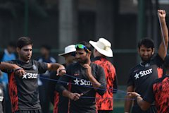 CRICKET-ASIA-IND-TRAINING