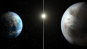 Scientists believe the recent discovery of an Earth-like …