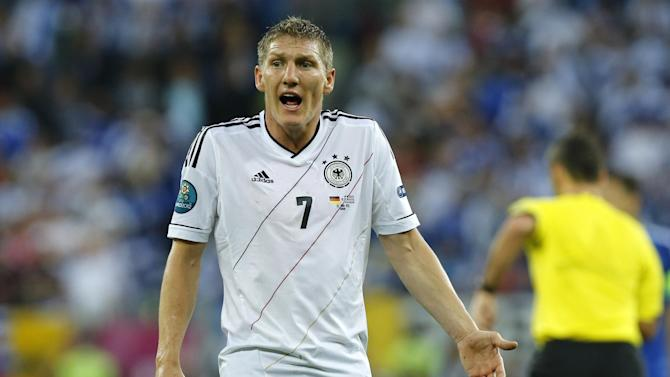 World Cup - Schweinsteiger 'will be fit for finals'