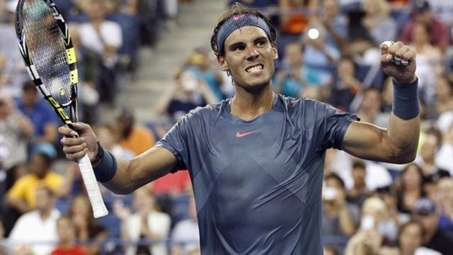 US Open - Djokovic, Nadal aiming for US Open showdown
