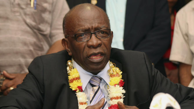 Ex-FIFA vice president Warner arrested, granted $2.5M bail