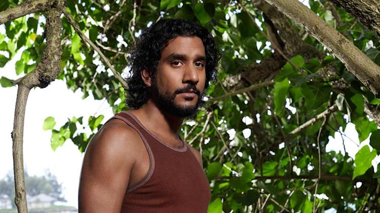 Naveen Andrews stars as Sayid in Lost.