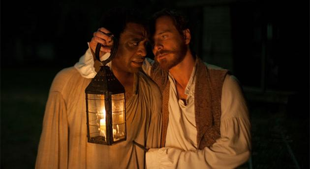 '12 Years A Slave' Wins TIFF's People's Choice Award