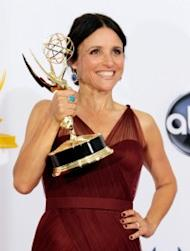2012 Primetime Emmys: Did Julia Louis-Dreyfus Break A Record With Third Victory?
