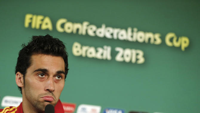 Brazil Soccer Confed Cup Spain