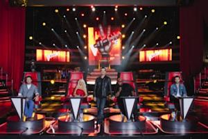 "The coaches of ""The Voice"" -- NBC"