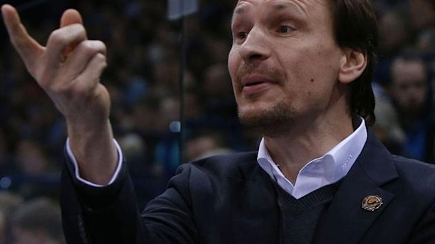 EHC-Coach Pavel Gross kann mit Brocklehurst planen