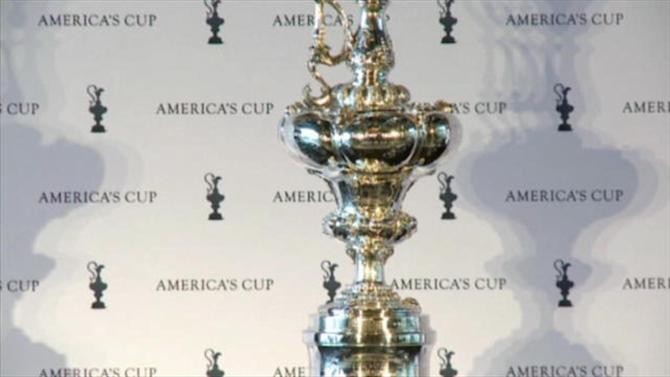 Sailing - America's Cup on its way to Portsmouth in July