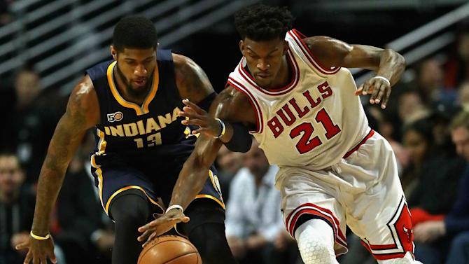NBA trade rumors: Latest news on Jimmy Butler, Paul George, Carmelo Anthony