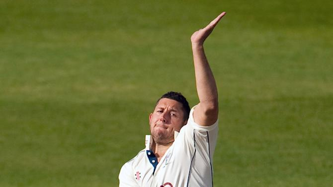 Cricket - Tim Bresnan File Photo