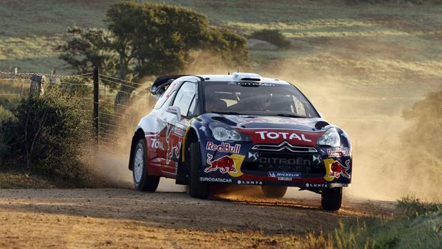 WRC: Hirvonen leads, Loeb and Solberg out of Rally d'Italia