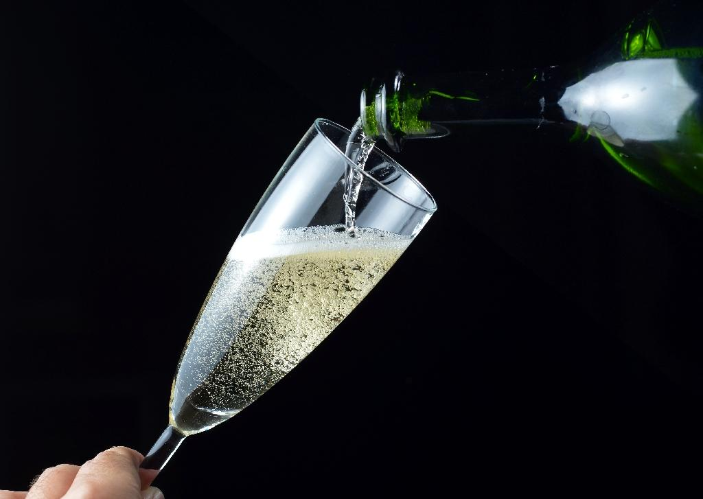 Champagne, cognac lead record French alcohol exports