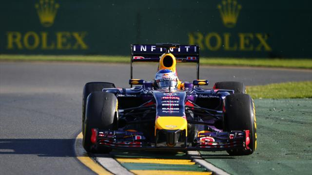 Formula 1 - Red Bull baffled by Vettel car issues