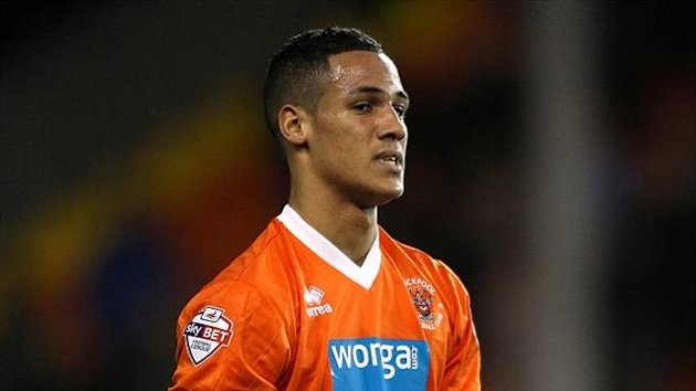 Thomas Ince has been offered a new deal at Blackpool