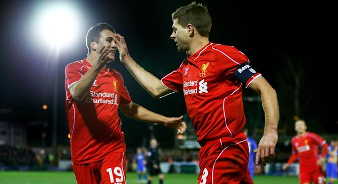 Video: AFC Wimbledon vs Liverpool