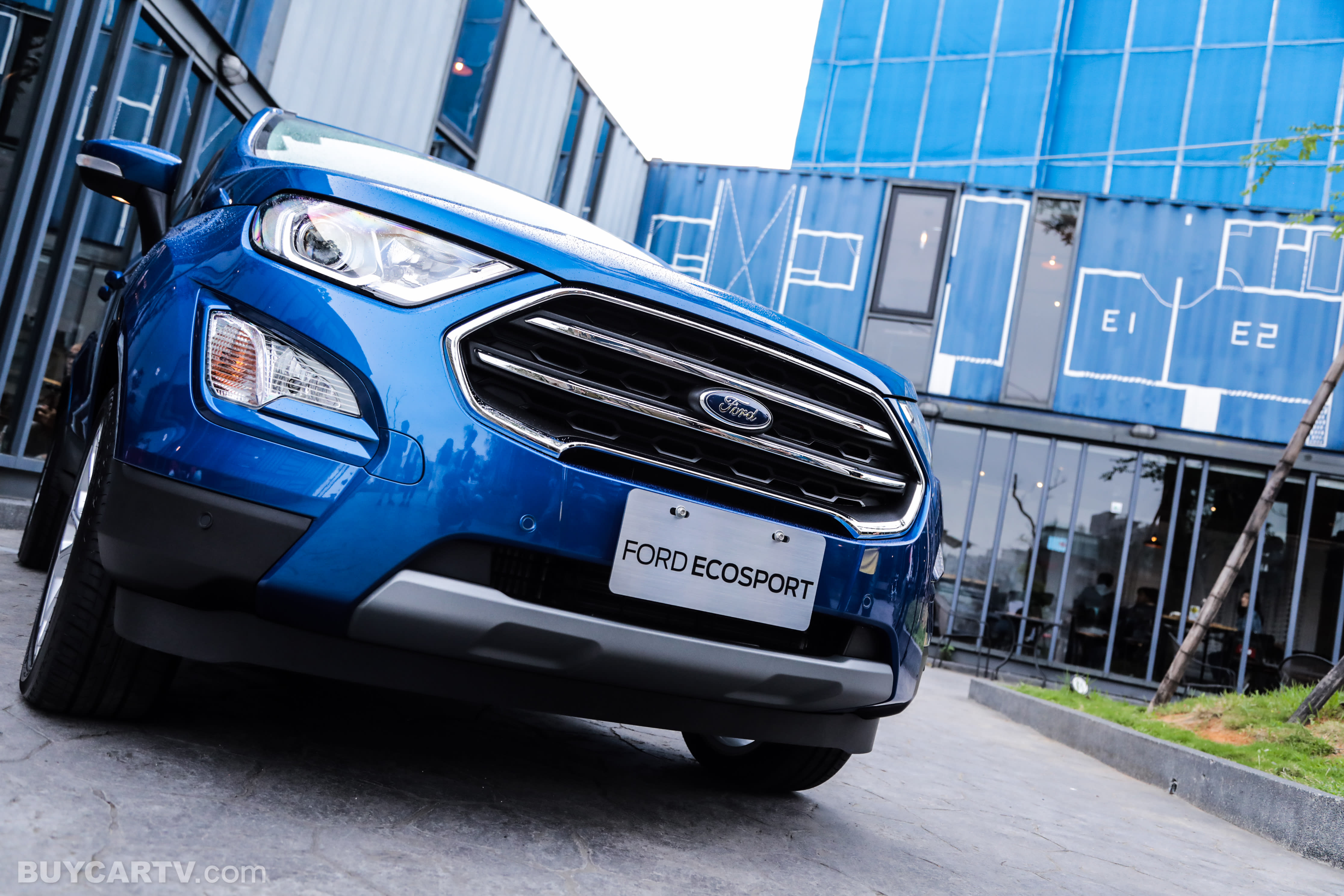 Ford EcoSport 1.0L 動力登場!預接單價70.9萬元起!