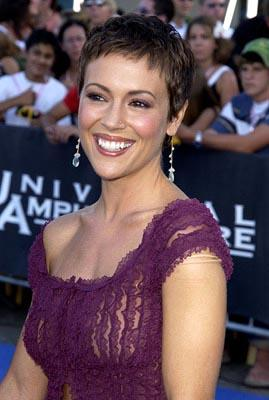 Alyssa Milano Teen Choice Awards - 7/2/2003