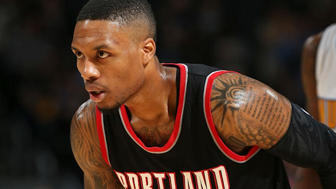 Blazers' Damian Lillard named finalist for U.S. Olympic roster
