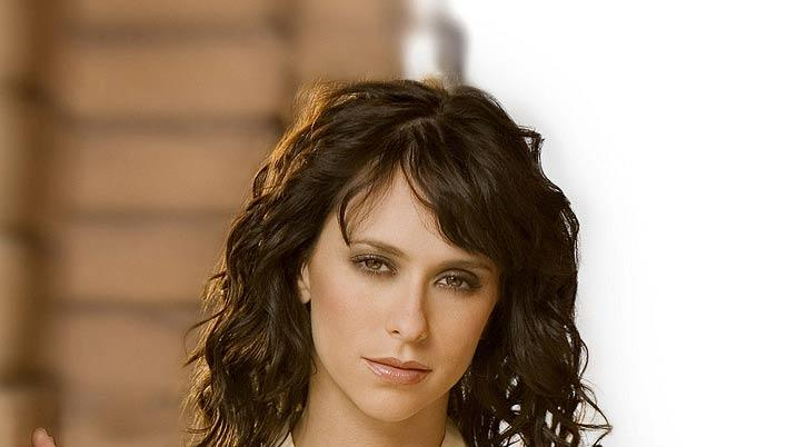 "Jennifer Love Hewitt stars in ""The Ghost Whisperer."""