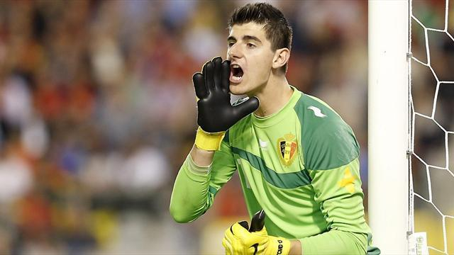 Liga - Courtois: I will reveal my future soon