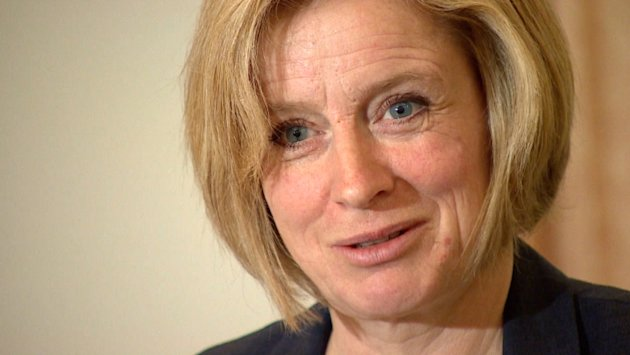 Rachel Notley says election about best interests of Tories, not Alberta