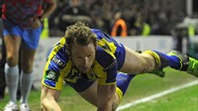 Rugby League - Wolves claim impressive win