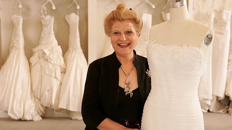 "Vera, alterations manager at Kleinfeld Bridal, on ""Say Yes to the Dress."""