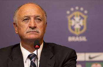 Brazil boss Scolari 'hurt' by missed opportunity to coach England