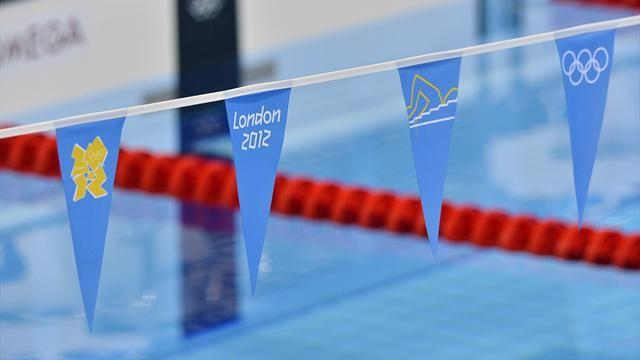 Swimming - Guy claims British 400m freestyle record