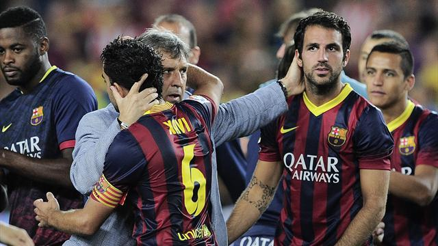 Liga - Xavi: Martino was always going to come under fire