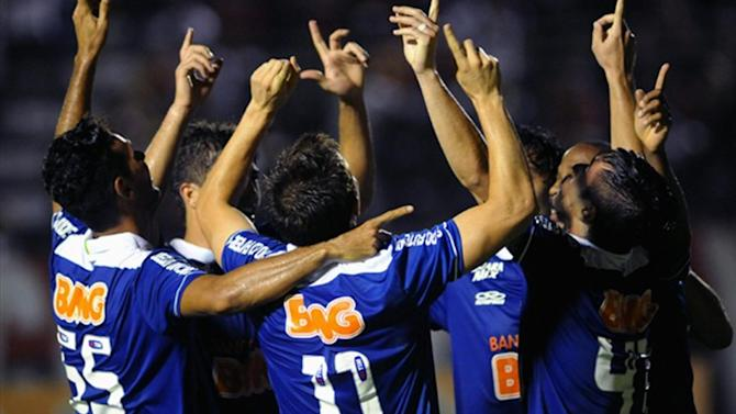 South American Football - Champions Cruzeiro preparing for Brazilian Cup double