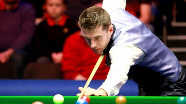 Snooker - World Championship second round: LIVE