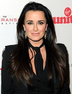 "Kyle Richards: ""If You Cheat Once, Don't Tell"""