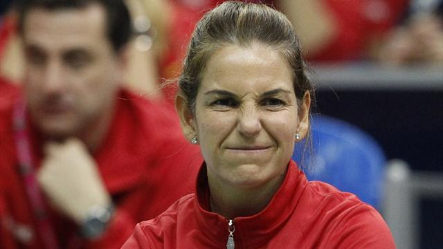 Fed Cup - Sanchez-Vicario quits as Fed Cup captain
