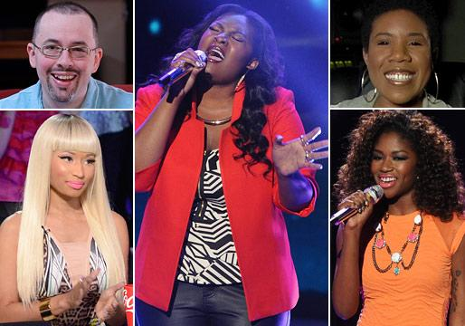 Idology: Are the Judges' Opinions For Sale? The Amber-Angie Push Begins (Sorry Candice & Kree)